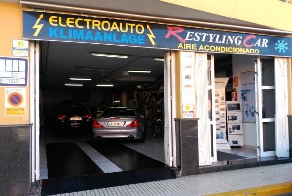 RestylingCar - Tienda Car Audio, Accesorios y A/C