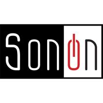 Sonon 1215000210 - MARCO DISTANCIADOR ABS  2,5 X 2 MM