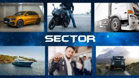 Productos por sector