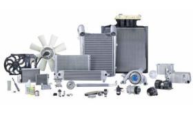 Sistema de refrigeración de motor