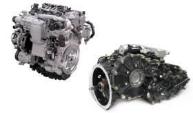 Motores y cajas de velocidades