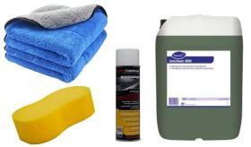 Limpieza y mantenimiento del vehículo
