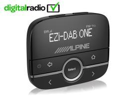 Alpine EZI-DAB-ONE - SINTONIZADOR DAB COMPATIBLE CON APP PURE GO.
