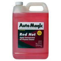Auto Magic AM51 - RED HOT 51 Limpiador general multiusos 3785Ml