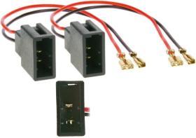 Sonon 11010510 - FIAT ULISSE 99> / PEUGEOT  405-406-605 JUEGO CONECTOR TWT