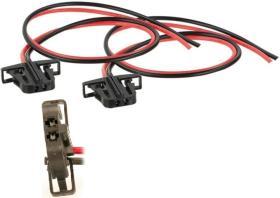 Sonon 11012211 - MERCEDES  JUEGO CONECTOR ALTAVOZ PUNTO-RAYA 20CM