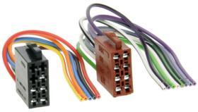 Sonon 11030020 - CONECTOR UNIVERSAL ISO HEMBRA TERMINALES MACHO  1  PIEZA EN