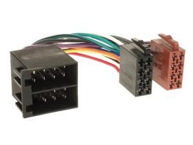 Sonon 11030030 - CONECTOR UNIVERSAL ISO MACHO TERMINALES HEMBRA 2 PIEZAS EN B