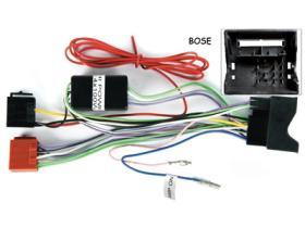 Sonon 11030222AM - AUDI 06> CONECTOR FAKRA-RCA CON AMPLIFICADOR ORIGEN