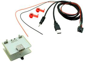 Sonon 11090901 - CABLE EXTENSIóN PUERTO USB-AUX FIAT / ALFA ROMEO / LANCIA /