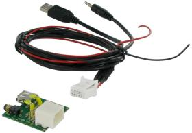 Sonon 11091201 - CABLE EXTENSIóN PUERTO USB-AUX HYUNDAI IX35 09<13 - IX20 10<
