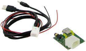 Sonon 11091202 - CABLE EXTENSIóN PUERTO USB-AUX HYUNDAI SANTA Fé 07<12