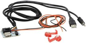 Sonon 11091204 - CABLE EXTENSIóN PUERTO USB-AUX HYUNDAI GENESIS COUPé - SONAT