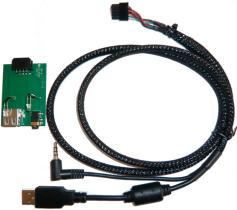 Sonon 11091703 - CABLE EXTENSIóN PUERTO USB-AUX KIA SOUL 12> - RIO 12>