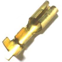 Sonon 18234001100 - TERMINAL CILíNDRICO MACHO DESNUDO 4MM 100 PZAS.
