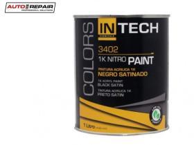 Auto Repair 3402 - Pintura nitro negro mate 1 l.
