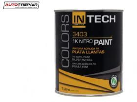 Auto Repair 3403 - Pintura nitro negro satinado 1 l.