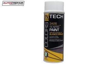 Auto Repair 3426 - Pintura en spray blanco mate 400 ml.