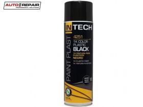 Auto Repair 4251 - Pintura texturada en spray antracita 400 ml.