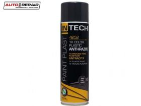 Auto Repair 4252 - Pintura para plásticos negro 500 ml.