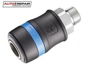 Auto Repair 8060 - Recambio hoja cutter 9 mm. 10 und.