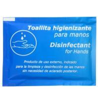 Higiene - Desinfección - Protección TOALLITAS