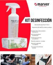 Higiene- Desinfección - Seguridad KITDES