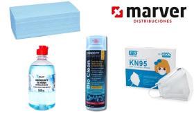 Higiene - Desinfección - Protección KITDESIN-02