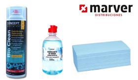Higiene - Desinfección - Protección KITDESIN-03