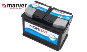 Monbat batteries 570901076