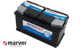 Monbat batteries 595901086