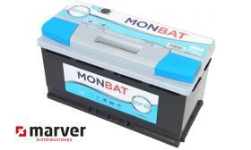 Monbat batteries 590002084 - Batería de 90Ah serie EFB START-STOP