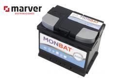 Monbat batteries 560901064