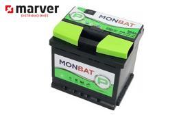 Monbat batteries 556113056SMF -  Batería de 56Ah serie PREMIUN