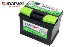 Monbat batteries 566019066SMF - Batería de 66Ah serie PREMIUN