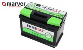Monbat batteries 580043076SMF - Batería de 80Ah serie PREMIUN