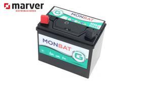 Monbat batteries 528 016 025 SMF - Batería de 28Ah L+  serie GARDEN