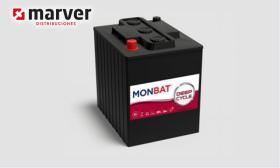 Monbat batteries DC-240 - Batería de 240Ah - 265Ah  serie DEEP CYCLE DC