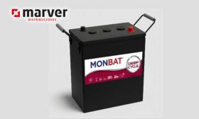 Monbat batteries DC-350 - Batería de350Ah serie DEEP CYCLE DC