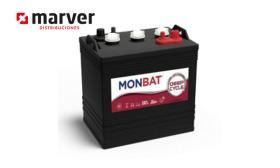 Monbat batteries DC-225 - Batería de225Ah serie DEEP CYCLE DC