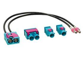 Adaptadores y conectores de antena fakra  Sonon