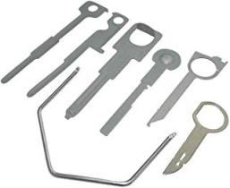 Kit de llaves autoradio  Sonon