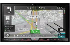 Receptores multimedia de navegación  Pioneer
