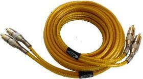 Cable rca 100% puro cobre OFC  Kipus