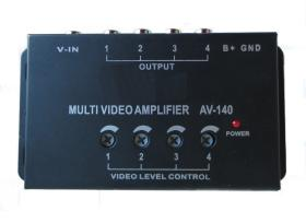 Amplificadores de Video  CORVY in-car electronics