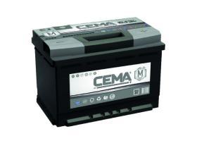 M series (MAX)  CEMA Baterías