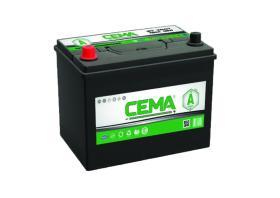 A series (ASIA)  CEMA Baterías