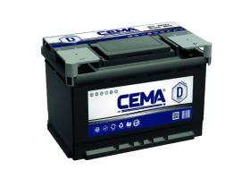 D series (DYNAMIC)  CEMA Baterías