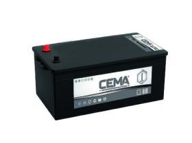 I series (INDUSTRIAL SMF)  CEMA Baterías